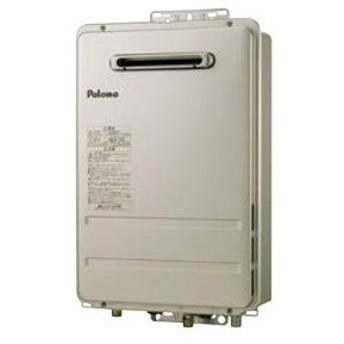 ガス給湯器 パロマ PH-1615AW リモコン別売 屋外設置 コンパクトオートストップタイプ 壁掛型・PS標準設置型 16号