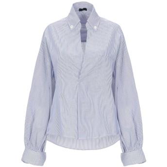 《セール開催中》JEJIA レディース シャツ ブルー 40 コットン 100%