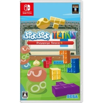 Nintendo Switch ぷよぷよ(TM)テトリス(R)S ニンテンドー スイッチ ゲームソフト 新品