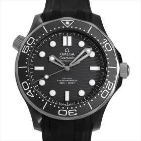 48回払いまで無金利 オメガ シーマスター ダイバー300M コーアクシャル マスタークロノメーター 210.92.44.20.01.001 新品 腕時計
