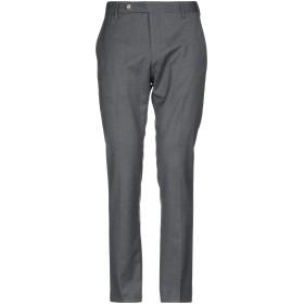 《セール開催中》ENTRE AMIS メンズ パンツ 鉛色 33 バージンウール 99% / ポリウレタン 1%