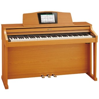 HPI-50E-LWS 電子ピアノ ライトウォールナット調仕上げ [88鍵盤]