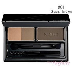 KANEBO パウダーアイブラウ #01Grayish Brown 3.6g [アイブロウ]:【メール便対応】