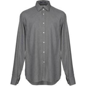 《期間限定セール開催中!》B.D.BAGGIES メンズ シャツ グレー XXL コットン 100%