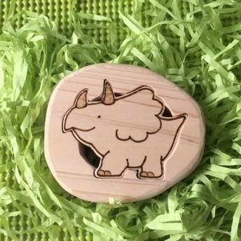 恐竜 プテラノドンのタマゴ 組み木 知育おもちゃ