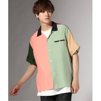 JOURNAL STANDARD STYLE EYES / スタイルアイズ : CRAZY PATTERN オープンカラーシャツ その他カラー B S