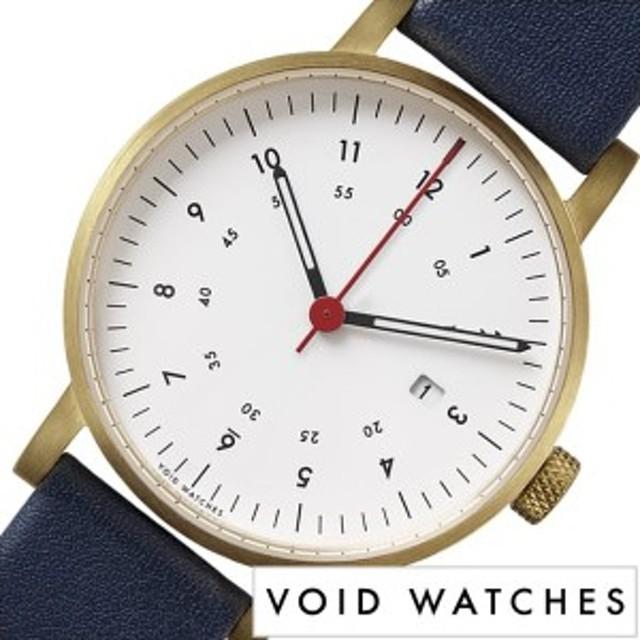 7f426ff17e ヴォイド 腕時計 VOID 時計 ヴォイド 時計 VOID 腕時計 ボイド メンズ レディース ホワイト VID020068 正規品 POS