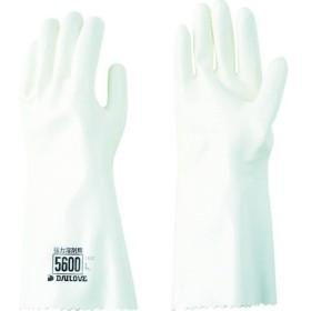 【メーカー在庫あり】 D5600-L D5600L  ダイヤゴム(株) DAILOVE 耐溶剤用手袋 ダイローブ5600(L) HD店