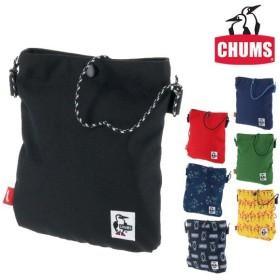 チャムス CHUMS サコッシュバッグ CORDURA ECOMADE コーデュラエコメイド Eco Snap Sacoche エコスナップサコッシュ メンズ レディース ch60-2734