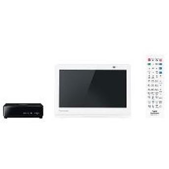 【パナソニック】 プライベートビエラ VIERA(ビエラ) UN-10CE9-W 据置型液晶TV15型以下