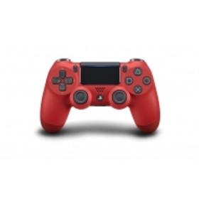 Game Accessory (PlayStation 4)/ワイヤレスコントローラー(Dualshock4) マグマ・レッド