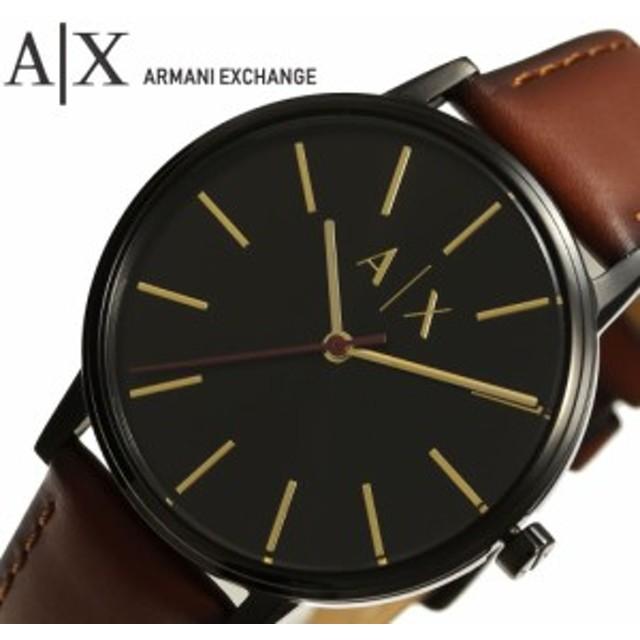 low priced e67f2 bf671 アルマーニ エクスチェンジ 腕時計 ARMANI EXCHANGE 時計 メンズ ...