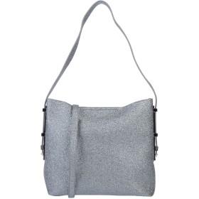 《期間限定 セール開催中》TOSCA BLU レディース 肩掛けバッグ シルバー 紡績繊維