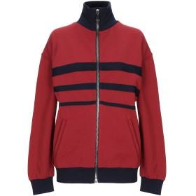 《期間限定 セール開催中》ROSEANNA レディース スウェットシャツ 赤茶色 36 ナイロン 100%