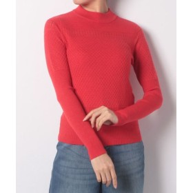 (SHIPS OUTLET/シップス アウトレット)【khaju】CARVEN: MAILLE FINE MULTIPOINT/レディース レッド