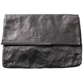 1dc55e9edcb4 シルバーバレット FUGAFavore レザーボンディングクラッチバッグ メンズ ブラック Free 【SILVER BULLET】