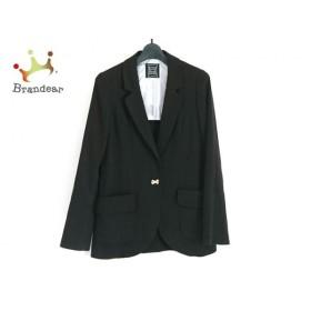 シンシアローリー CYNTHIA ROWLEY ジャケット サイズ2 S レディース 美品 黒 新着 20190530