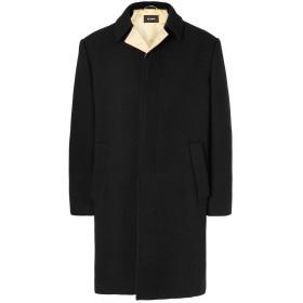 《期間限定 セール開催中》RAF SIMONS メンズ コート ブラック 46 ウール 90% / ナイロン 10%