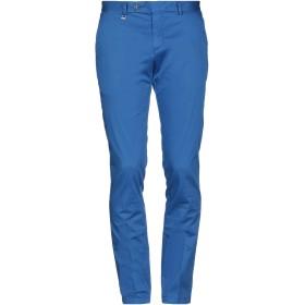 《期間限定セール開催中!》PAOLONI メンズ パンツ ブルー 48 コットン 97% / ポリウレタン 3%