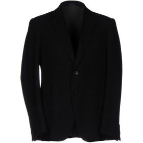 《期間限定セール開催中!》ARMANI COLLEZIONI メンズ テーラードジャケット ブラック 48 ウール 100%