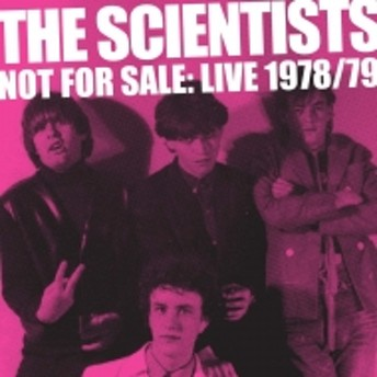 Scientists/Not For Sale: Live 78 / 79