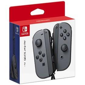 任天堂 Nintendo (純正)Joy-Con(L)/(R) グレー(Switch) ジョイコンLRグレー(HAC
