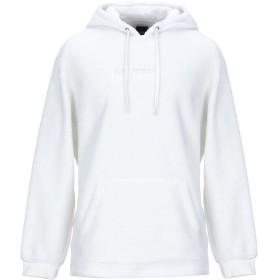 《期間限定 セール開催中》VANS メンズ スウェットシャツ ホワイト L ポリエステル 100%