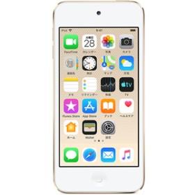 AppleiPod touch(第7世代) 128GBゴールドMVJ22J/A