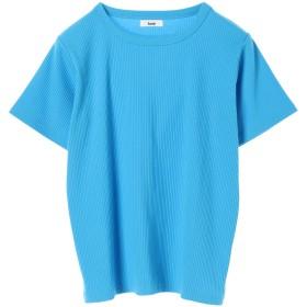 【5,000円以上お買物で送料無料】テレコ半袖Tシャツ