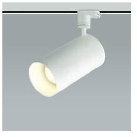 コイズミ照明 LEDスポットライト ライティングレール取付タイプ 白熱球100W相当 電球色 拡散タイプ ランプ付 口金E26 AS40617L