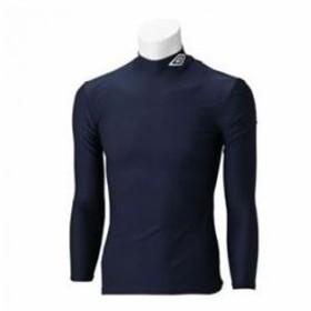 アンブロ umbro サッカー L/Sパワーインナーシャツ UAS9300 NVY