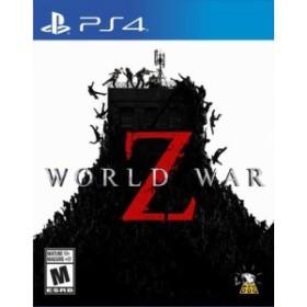 特価◆即日発送◆PS4 WORLD WAR Z ワールドウォーZ 【北米版 輸入版】新品19/04/16