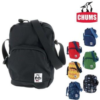 チャムス CHUMS ショルダーバッグ CORDURA ECOMADE Eco Vertical Shoulder Pack エコバーティカルショルダーパック メンズ レディース ch60-2535