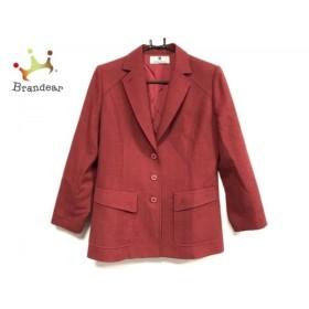ジバンシー GIVENCHY ジャケット サイズ44 L レディース 美品 レッド BOUTIQUES   スペシャル特価 20190812