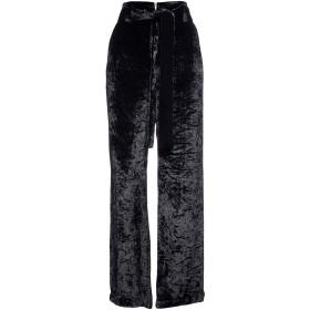 《セール開催中》PROENZA SCHOULER レディース パンツ ブラック 4 レーヨン 80% / キュプラ 20%