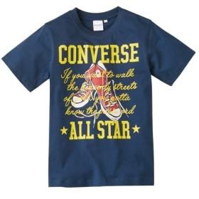 【コンバース】半袖Tシャツ(男の子 女の子 子供服 ジュニア服) Tシャツ・カットソー