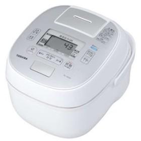 RC-10VSN-W 東芝 5.5合炊き 真空圧力IH炊飯器 グランホワイト