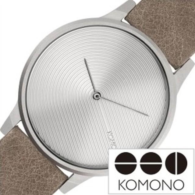 589a9b12fe コモノ 腕時計 KOMONO 時計 コモノ 時計 KOMONO 腕時計 ウィンストン デコ ダヴ WINSTON DECO DOVE メンズ レディース