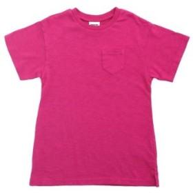 (F.O.Online Store/エフオーオンラインストア)BIGシルエットTシャツワンピ/レディース ピンク