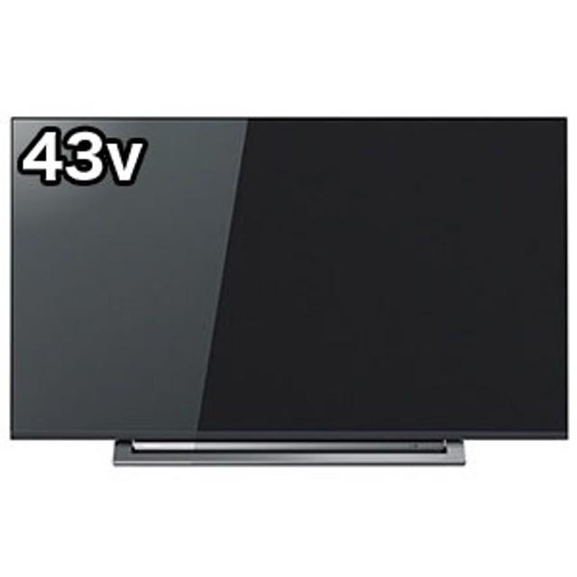 東芝 TOSHIBA 43V型4K対応液晶テレビ(4Kチューナー内蔵) 43M530X