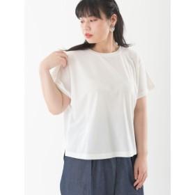 Pale h' ペール アッシュ フレンチスリーブTシャツ