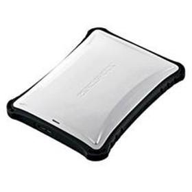 ポータブルHDD ZEROSHOCKモデル USB3.0対応 1TB ホワイト ELP-ZS010UWH