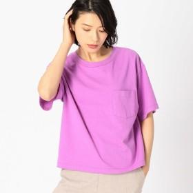 [マルイ] DIC -日本の伝統色- ポケット付 Tシャツ/コムサイズムレデイス(COMME CA ISM)