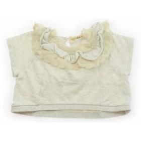 【アンバー/Amber】Tシャツ・カットソー 100サイズ 女の子【USED子供服・ベビー服】(397834)