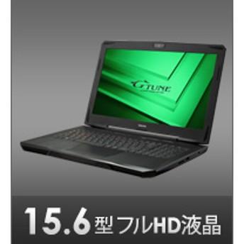 【マウスコンピューター/G-Tune】NEXTGEAR-NOTE i5560GA1-WA[ゲーミングノートPC]