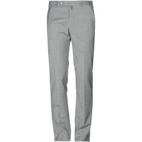 《期間限定セール開催中!》E.MARINELLA メンズ パンツ 鉛色 32 ウール 100%