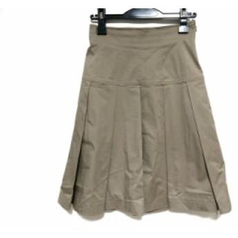 エポカ EPOCA スカート サイズ40 M レディース 美品 ベージュ【中古】
