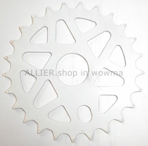 YOUTH BLACK BMX BICYCLE CHAIN RING BIKE PARTS 370