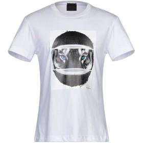 《セール開催中》RELIVE メンズ T シャツ ホワイト S コットン 100%