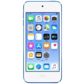iPod touch 【第7世代 2019年モデル】 128GB ブルー MVJ32J/A